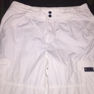 Ralph Lauren cropped cargo pants